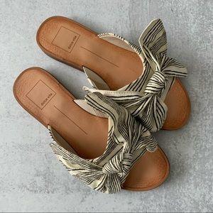 Dolce Vita Parin Bow Sandals